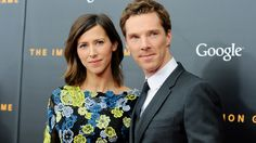 the bride wore. silver lace: Benedict Cumberbatch's pregnant wife Sophie Hunter's one-of-a-kind Valentino couture wedding dress is finally revealed / Daily Mail Online Benedict Cumberbatch Wedding, Benedict Cumberbatch Sophie Hunter, Designer Wedding Gowns, Wedding Dresses, First Month Of Pregnancy, Cute Celebrity Couples, Pregnant Wife, Valentino Couture, Baby On The Way