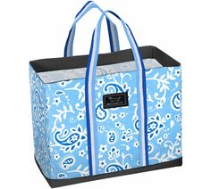 Original Deano in Rad Paisley #SCOUT #Tote buy for boat.