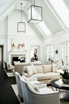 Living room | Lanterns | Sharon Mimran