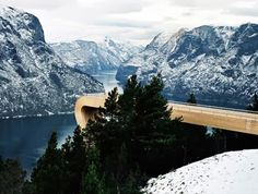 o Aurland Lookout - Norway