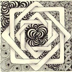 By Laura Harms, Certified Zentangle Teacher