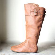 alexa tall flat riding boots | final sale