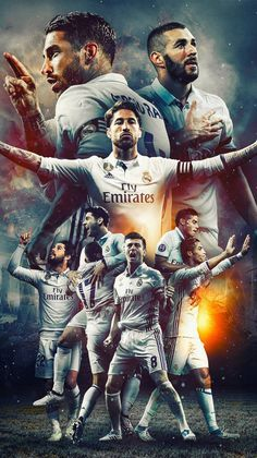 Real Madrid 2017 wallpaper by xhani_rm - 30db - Free on ZEDGE™