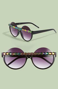 0e4dc8908f2e Agatha Ruiz de la Prada · Gasoline Glamour  Peekaboo  52mm Sunglasses  available at  Nordstrom Road Runner