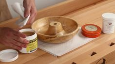 How to apply Food Safe Finishes | Woodturning How-to