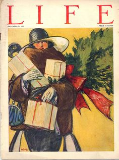 Life Cover : W.M. : 1922