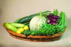 Fresh Vegetables - Organic by debapanee  IFTTT 500px