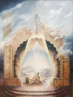 Tantra Temple  by Alice Buis