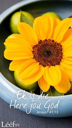 Ek is die Here jou God | LEEF| Afrikaans is wonderlik