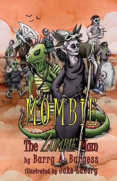 Mombie: The Zombie Mom @ niftywarehouse.com #NiftyWarehouse #Zombie #Horror #Zombies #Halloween