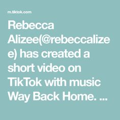 Rebecca Alizee(@rebeccalizee) has created a short video on TikTok with music Way Back Home. Spagat Training - Teil 1 #spagat #lernen #fürdich #streching #training #gymnastic #foryou #havefun #waybackhome Videos, Gymnastics, Have Fun, Music, Training, Back Walkover, The Splits, Fitness, Musica