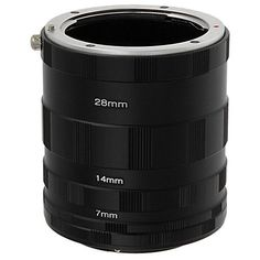 Fotodiox Nikon Macro Extension Tube Kit for Nikon Cameras, Extreme Close-ups Fotodiox http://www.amazon.com/dp/B003Y5T464/ref=cm_sw_r_pi_dp_IyhWtb10XCVWJGB4