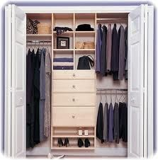 Closet organization shows how you treat your clothes.