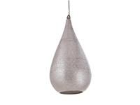 Arabesque teardrop lamp - med D34xH50cm