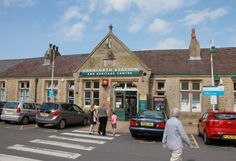 The Quirky #Traveller #ZoeDawes on her love for #Carnforth. Carnforth Station and Heritage Centre pictured.
