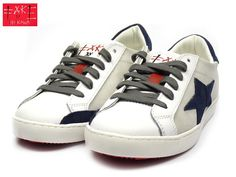 Fake by Ishikawa Low sneaker - blauw