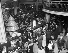 file photo, shoppers fill the ground floor at Macy s in New York City 597b6323df
