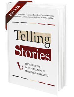 Un libro che insegna come promuoversi online attraverso la metodologia dello storytelling, con un corredo di molti casi di studio ed esempi di applicazione nei vari settori di attività, dal marketing, alla comunicazione, alle risorse umane e al turisimo.