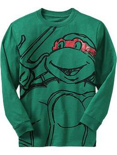 Boys Teenage Mutant Ninja Turtles™ Tees