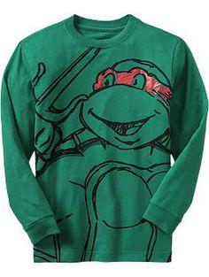 Boys Teenage Mutant Ninja Turtles™ Tees