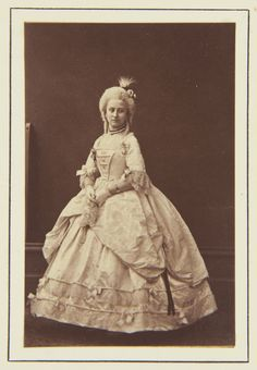 Princess Louise, 1865 [in Portraits of Royal Children Vol.8 1864-1865]   Royal Collection Trust
