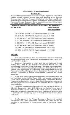 Building Permission Guidelines - Tirupati Municipal Corporation https://www.yumpu.com/en/document/view/54011420/building-permission-guidelines-tirupati-municipal-corporation