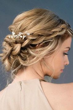 Braided Updos for a Special Occasion picture1