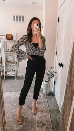 Cute Professional Outfits, Business Casual Outfits For Work, Business Outfits Women, Work Casual, Summer Work Outfits, Casual Office Clothes, Women Business Fashion, Corporate Outfits For Women, Women Business Casual