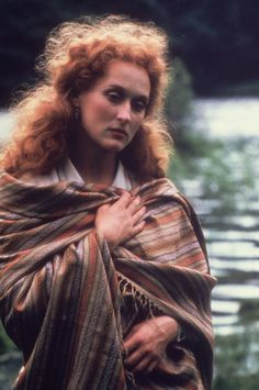 "Meryl Streep - Karel Reisz' drama ""The French Lieutenant's Woman."" 1981"