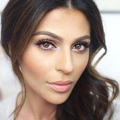Kyla Gold Weddings | Hair and Makeup Inspiration | #weddingmakeup
