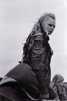 Post-Apocalyptic Fashion