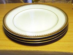 Noritake Pattern 7146 EDINBURGH Salad / Starter Plates by NonisVintageDelights, $12.50 EACH