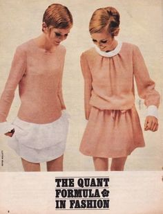 Mary Quant 1960