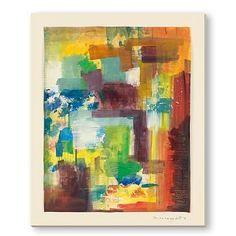 $159, 22x27 | Sarah Campbell Wall Art - Hot Day