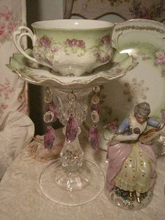Austrain Tea Cup Candle light very pretty but I would like to use the cup as it was meant to be used