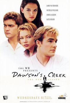 Dawson's Creek 27x40 TV Poster (2002)