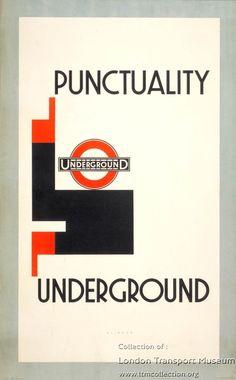 Punctuality ~ Julius Klinger