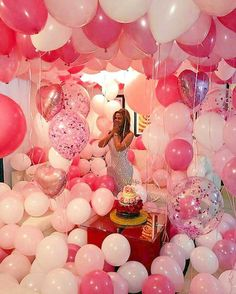 ✔ Room Dcoration For Birthday Surprise Balloons Birthday Room Decorations, Balloon Decorations, Romantic Decorations, Surprise Party Decorations, Birthday Goals, Birthday Bash, Birthday Ideas, Birthday Balloon Surprise, Hotel Birthday Parties