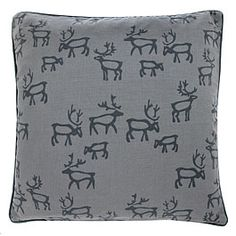 Pentik Saaga Cotton Cushion Cover