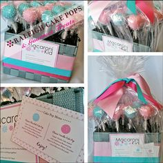Cake Pops as Corporate Gifts