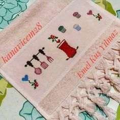 Alıntı Karma, Towel, Throw Pillows, Creativity, Dressmaking