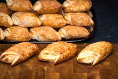 Portos Cheese Rolls Recipe, Cheese Roll Recipe, Toscana Recipe, Cheese Tarts, Cheese Rolling, Danishes, Bakery Recipes, Copycat Recipes, Coffee Cake