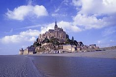 Mont St Michel - went here in High School, need to go again!