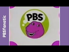 PBS Kids ID: Barney & Friends (2004 WFWA-DT) - YouTube