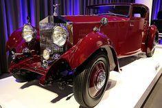 Rolls-Royce Phantom II Continental Sports Coupe 1933 1