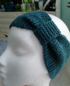 turbante feito en lá Iliade de Phildar Knitted Hats, Beanie, Knitting, How To Make, Fashion, Turbans, Moda, Tricot, Fashion Styles