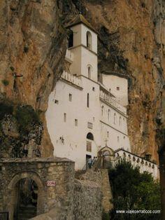 Monasterio de Ostrog - Montenegro
