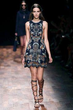 Sfilata Valentino - Primavera-Estate 2015 - Parigi - Moda - Elle