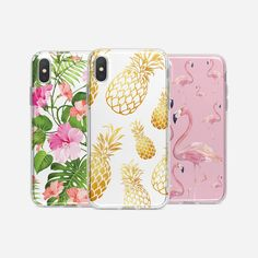 Get inspired with the Tropical Collection by MYSKINNS. This collection includes three uniquely designed iPhone skins to make your iPhone truly yours. All of our MYSKINNS are a one-piece, non-residue leaving, vinyl material that fits perfectly under our Clear Cases. Simply apply your MYSKINN to the back of your phone, then place your Clear Case on your iPhone for added protection. To change your MYSKINN, remove the Clear Case, easily peel off the MYSKINN, then apply your new MYSKINN. Change… Iphone Skins, How To Apply, How To Make, Tropical, Phone Cases, Change, Make It Yourself, Inspired, Inspiration