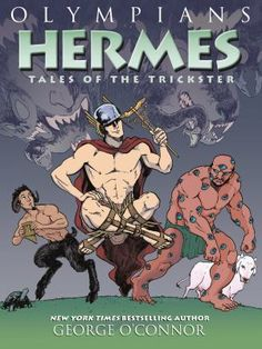 Cover image for Hermes : tales of the Trickster